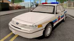 Ford Crown Victoria 1993 Hometown Police