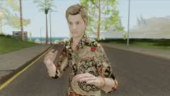 Ethan Winters (Batik Style) V5 for GTA San Andreas