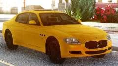 Maserati Quattroporte V30 for GTA San Andreas