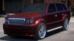 New Huntley Sport Interior for GTA 4