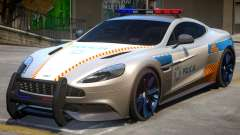 AM Vanquish Police for GTA 4