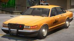 NYC Style Taxi for GTA 4