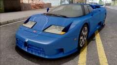 Bugatti EB110 SS (US-Spec) 1992 HQLM for GTA San Andreas