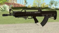 Bullpup Rifle (Two Upgrades V1) GTA V for GTA San Andreas