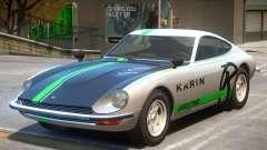 Karin 190Z PJ6 for GTA 4