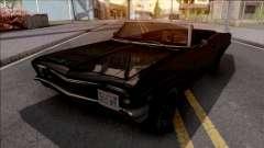 Chevrolet Impala 1966 for GTA San Andreas