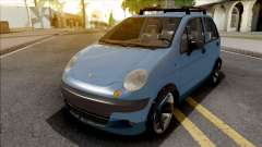 Daewoo Matiz 2002 for GTA San Andreas