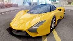 SSC Tuatara 2019 for GTA San Andreas
