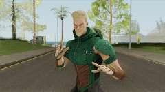 Green Arrow Rebirth (Injustice) for GTA San Andreas
