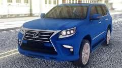 Lexus GX460 2014 Offrad White for GTA San Andreas