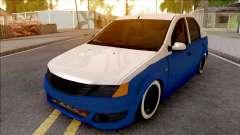 Dacia Logan 2004 Oldschool Style for GTA San Andreas