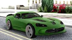 Dodge Viper SRT10 Formula Drift for GTA San Andreas