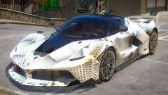 Ferrari FXX-K PJ4 for GTA 4