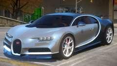 2017 Bugatti Chiron v1.3 for GTA 4