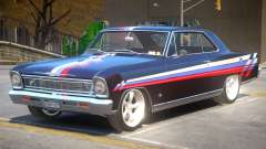 1966 Chevrolet Nova PJ2 for GTA 4