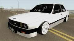 BMW E30 MQ for GTA San Andreas
