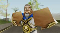 Uther V1 (Warcraft III RoC) for GTA San Andreas