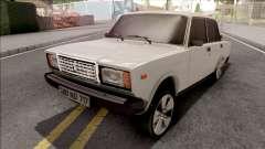 2107 717 Mezik Style for GTA San Andreas