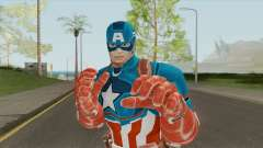 Captain America V1 (Marvel Ultimate Alliance 3) for GTA San Andreas