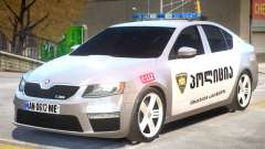 Skoda Octavia Police for GTA 4