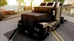 Roadtrain Estilo Rutas Mortales for GTA San Andreas
