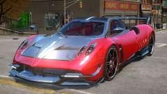 2016 Pagani Huayra BC for GTA 4