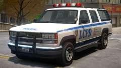 Declasse Granger Police V2 for GTA 4