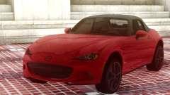 Mazda MX-5 Cabrio Roof for GTA San Andreas