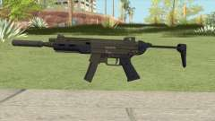 Hawk And Little SMG (With Silenced V1) GTA V for GTA San Andreas