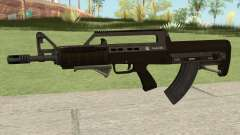 Bullpup Rifle (With Grip V1) GTA V for GTA San Andreas