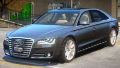 Audi A8 V1.2 for GTA 4