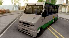 Chevrolet Hidrobus for GTA San Andreas