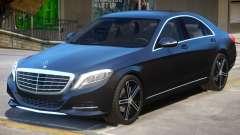 Mercedes Benz S500 V1.2 for GTA 4