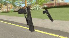 Samurai Edge Handgun (Resident Evil) for GTA San Andreas