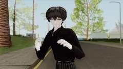 Kaneki Black Reaper (Tokyo Ghoul) V2 for GTA San Andreas