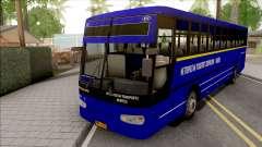 Metropolitan Trans Wilofield Blue Bus for GTA San Andreas