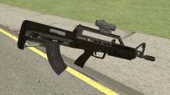 Bullpup Rifle (With Scope V1) GTA V