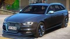 Audi S4 V2 for GTA 4