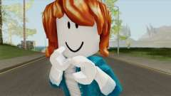 Bacon Hair Female for GTA San Andreas