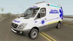 Mercedes-Benz Sprinter (San Andreas Ambulance) for GTA San Andreas