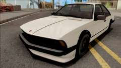 GTA V Ubermacht Zion Classic SA Style for GTA San Andreas