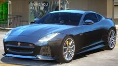 Jaguar F-Type SVR v1.2 for GTA 4