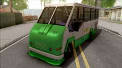 Chevrolet Alfa Microbus for GTA San Andreas
