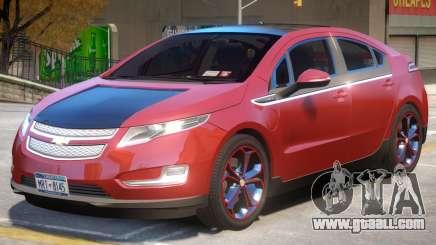 Chevrolet Volt R2 for GTA 4