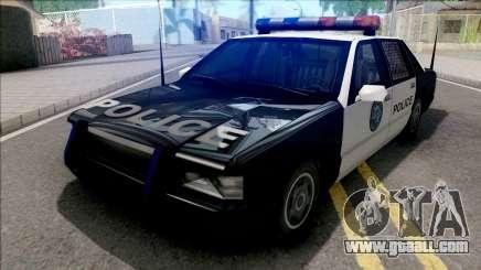 Coche Patrulla NFS MW for GTA San Andreas