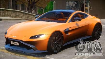 2019 Aston Martin Vantage 59 for GTA 4