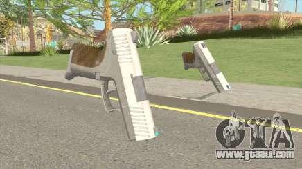 Pistols (Marvel Ultimate Alliance 3) for GTA San Andreas