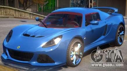 Lotus Exige V2 for GTA 4
