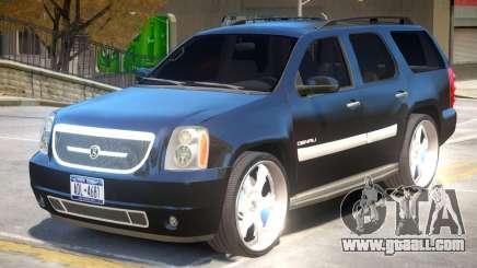 GMC Yukon for GTA 4