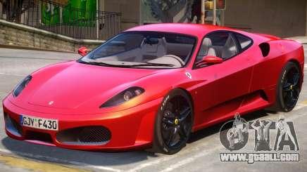 Ferrari F430 V2 for GTA 4